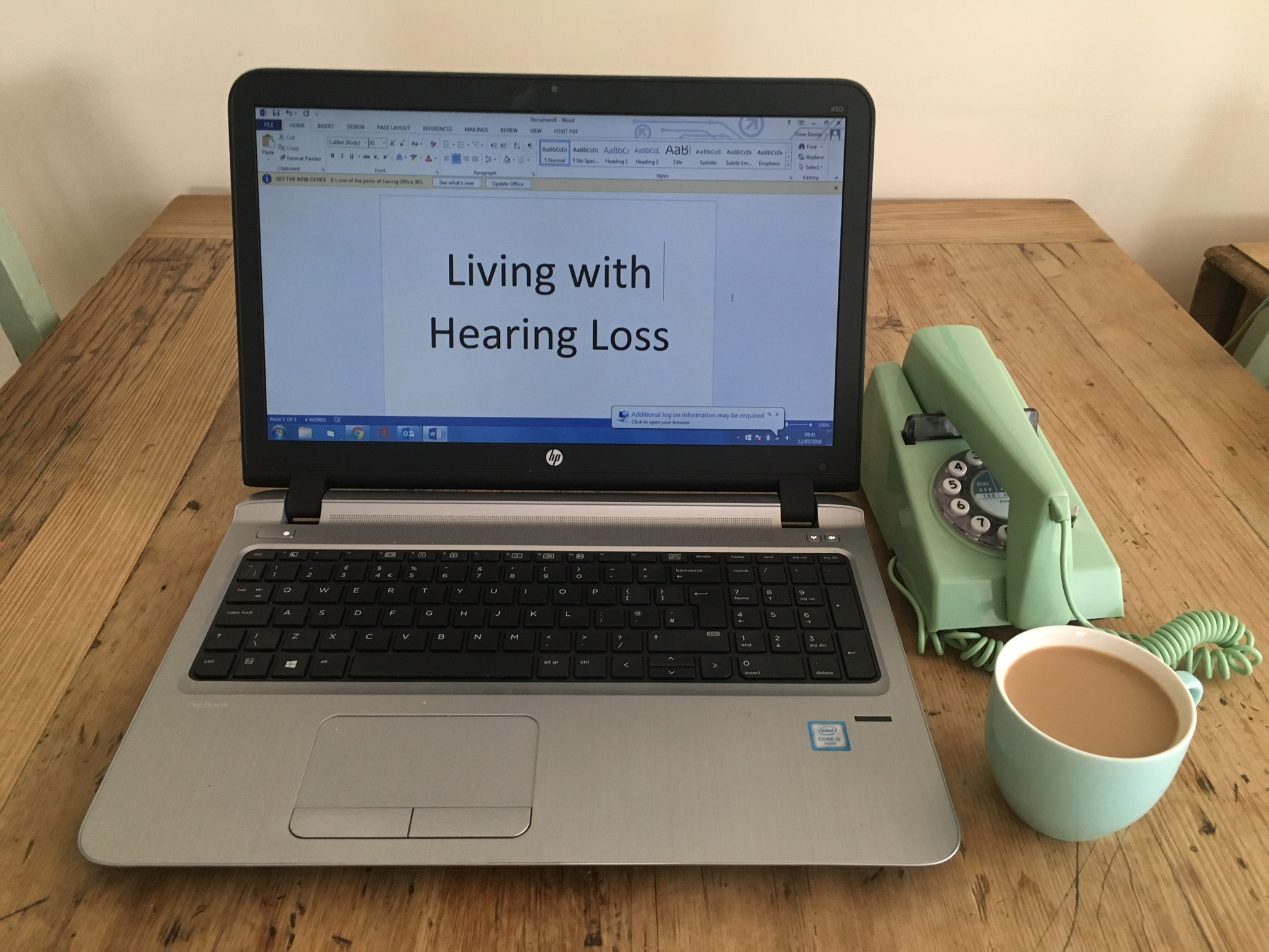 hearing loss sufferer blog deaf blogger uk