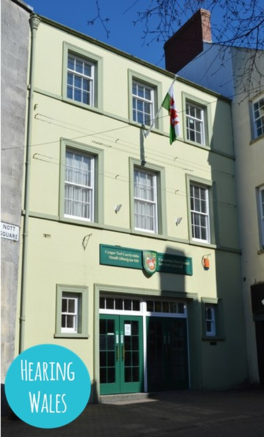 Carmarthen Hearing Centre - Hearing Wales - Free Home Visits Free Hearing Test