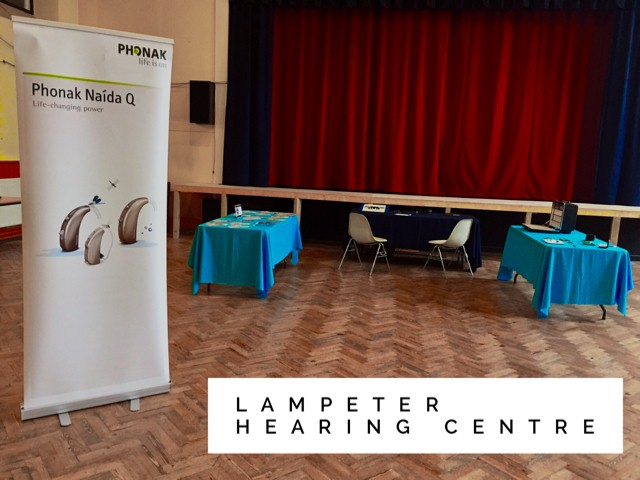 Lampeter Hearing Centre - Free Hearing Test with Hearing Wales