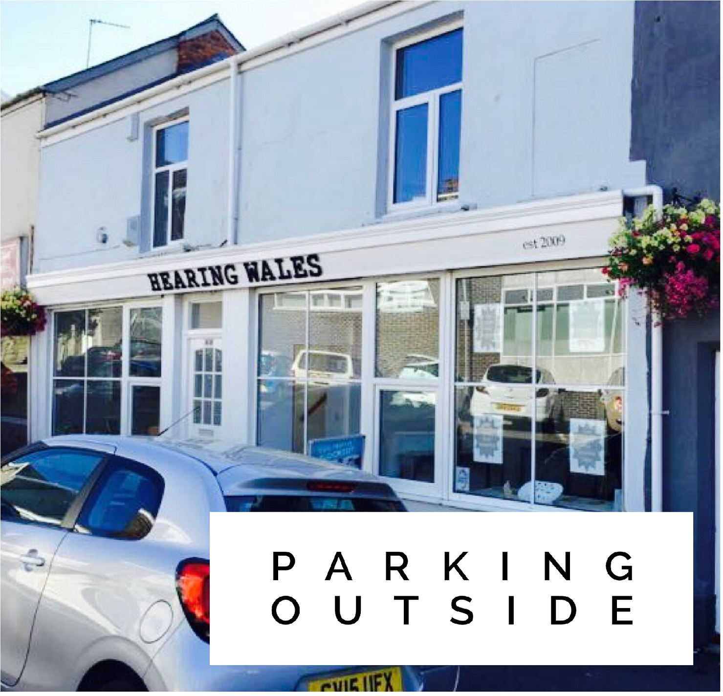 Hearing Wales Swansea Hearing Clinic Hearing Test Parking Uplands