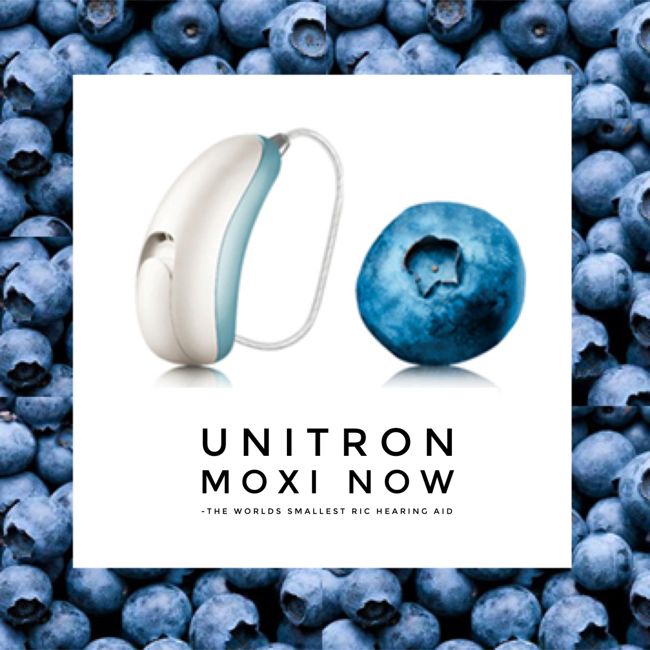Unitron Moxi Now - Worlds Smallest RIC
