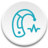 hearing aids logo